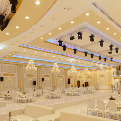 Qasr Amasy Al Jhawhara Wedding Hall