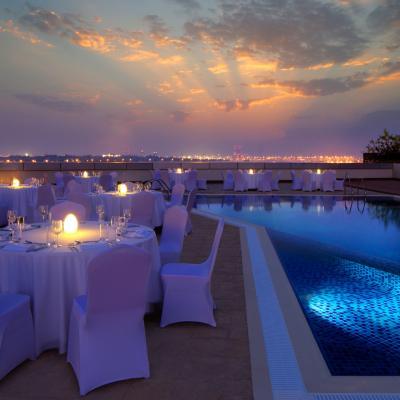 فندق راديسون بلو - دبي
