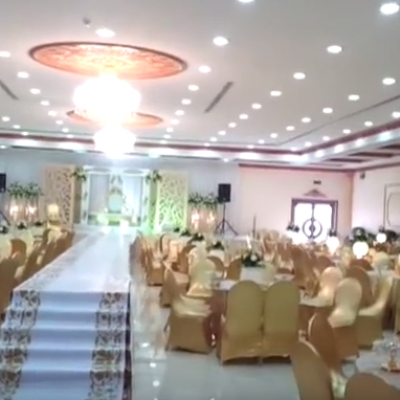 Royal Palace Wedding Hall