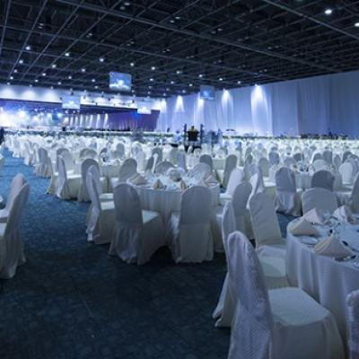 Sheikh Saeed Halls
