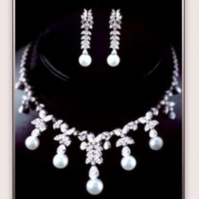 المجوهرات الثمينة
