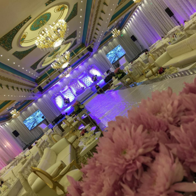 The Dome Wedding  Hall
