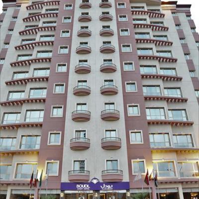 Boudl Kuwait Al Fahahil Hotel