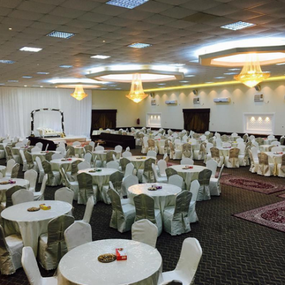 Haj Ahmed Mansour Aali Wedding Hall