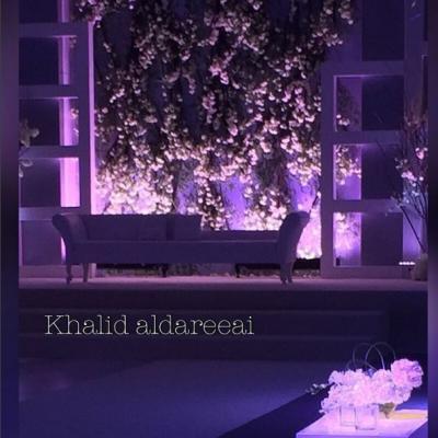 المصمم خالد الدريعي