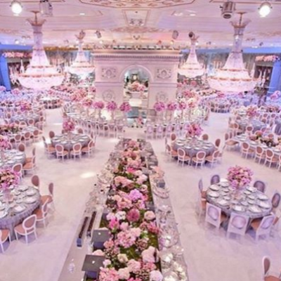 Laryn Al Faisal Wedding Planner