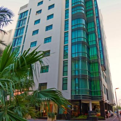 One Pavilion Luxury Serviced Apartments Hotel