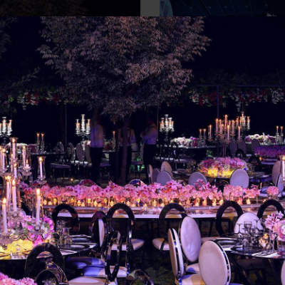 Paul Nasr Wedding Planner