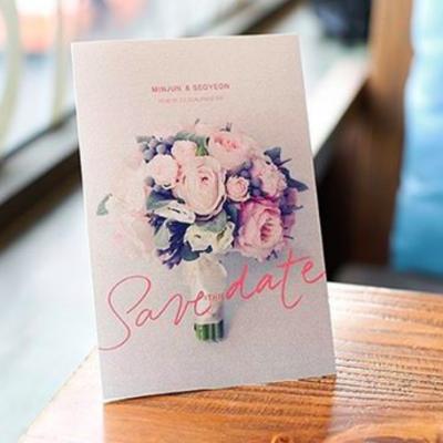 Sugar Wedding Cards