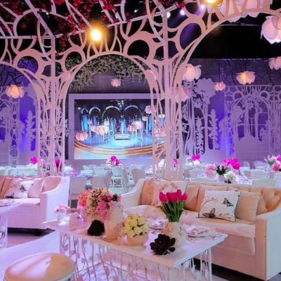 White Wedding Planners