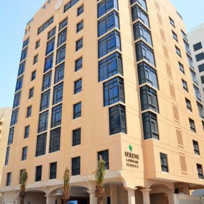 Serene Landmark Residence Hotel