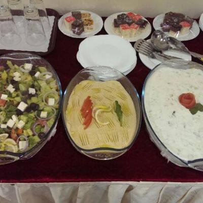 Al Rayada Catering Services - Meals