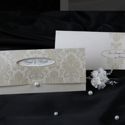 Azhar Wedding Cards - Jeddah