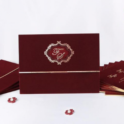 Azhar Wedding Cards - Riyadh