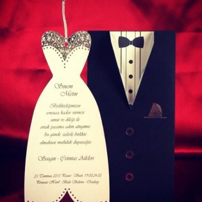 Dawati Wedding Cards