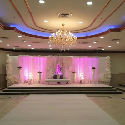Eman Al Ghanem for Wedding Planner