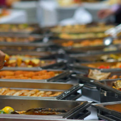 المتكاملة للخدمات الغذائية