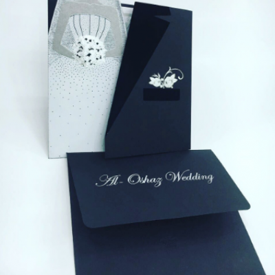 Koza for Wedding Cards