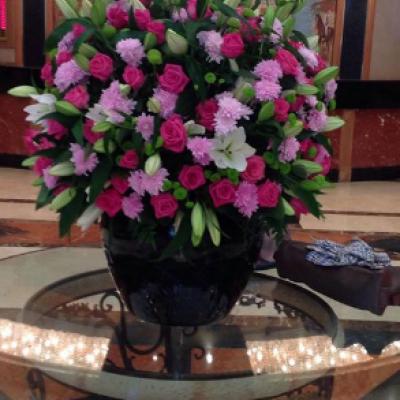 Marje Al Zuhur Flowers