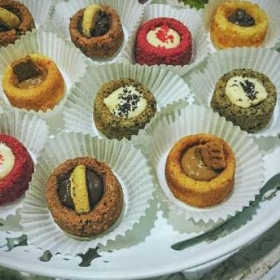 حلويات مارشميلو