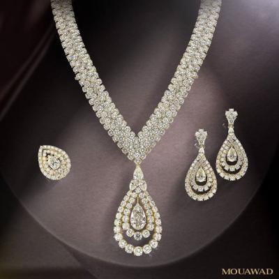 Mouawad Jewelry - Jeddah