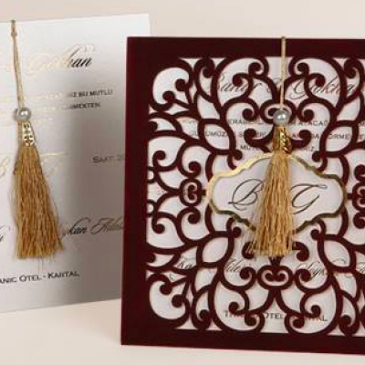 Kazma Wedding Cards