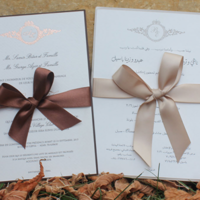 La Carterie Wedding Cards
