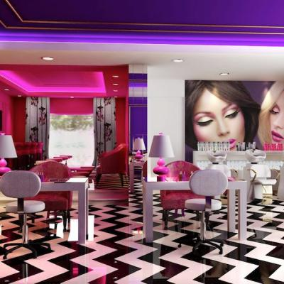 the dollhouse salon