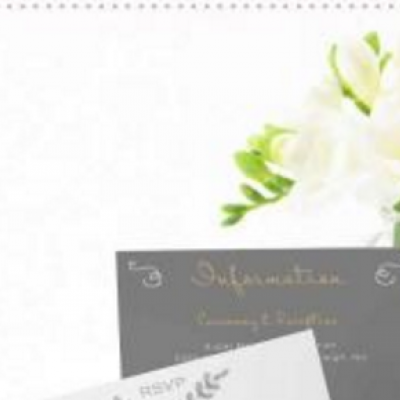 The Grand Production for Wedding Cards