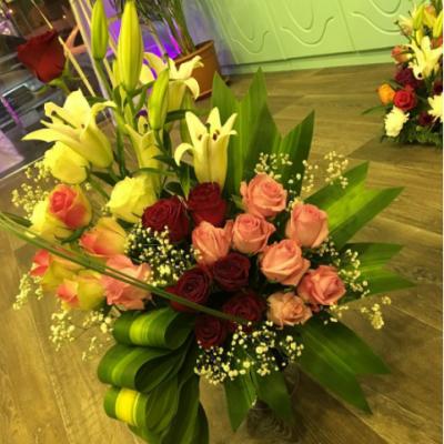 Zuhoor Al Hob Flowers