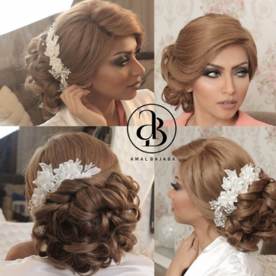 Amal Bajaba Hair and Makeup Artist