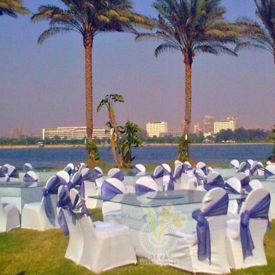 Andraws Nile Garden for Weddings