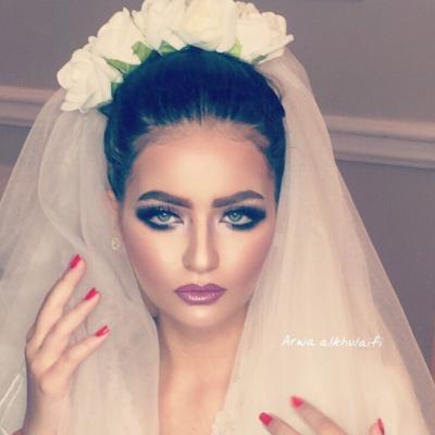 Arwa Alkhulaifi Makeup Artist