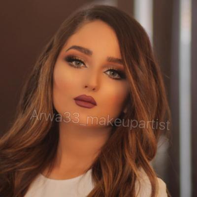 Arwa Mohammed Makeup Artist
