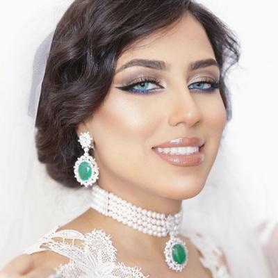 Asma Altamimi Makeup Artist