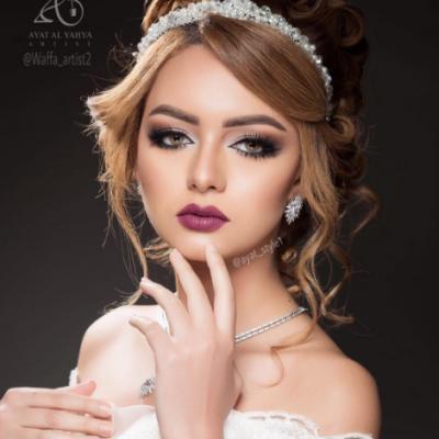 Ayat Al Yhaya Makeup Artist