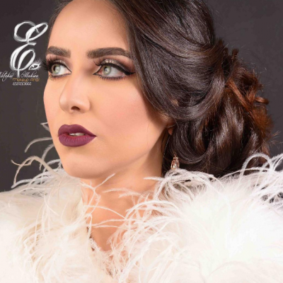 Ebtehal Al Muhsen MUA Makeup Artist