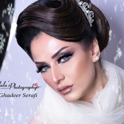 Ghadeer Serafi Makeup Artist