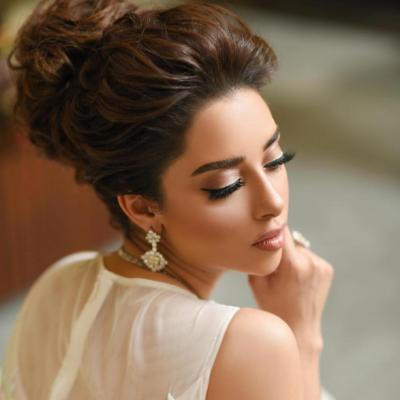 Hameez Binjabi Makeup Artist