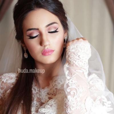Huda Makeup Artist