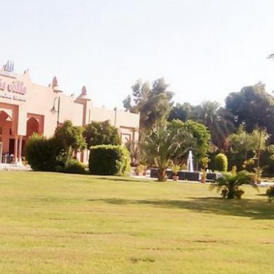 Jolie Ville Kings Island Luxor Hotel