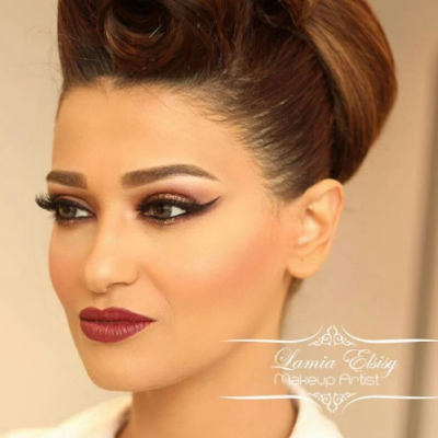 Lamia Elsisy Makeup artist