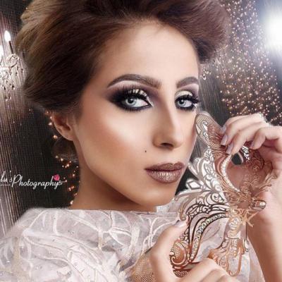 Manhal Abduljabbar Makeup Artist