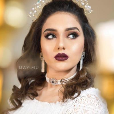 May Al Shayee Makeup Artist