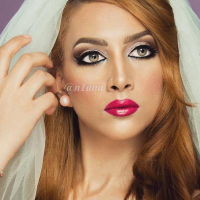 Nadia Al-Hassan Makeup Artist