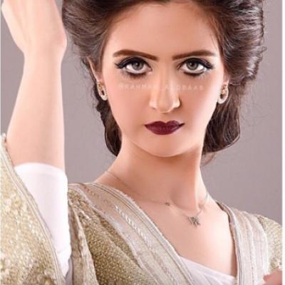 Najma Al Shyookhi Beauty Artist