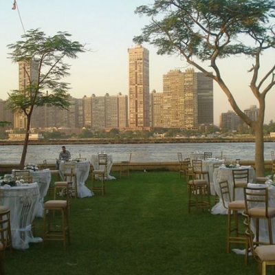 Nile River Garden for Weddings