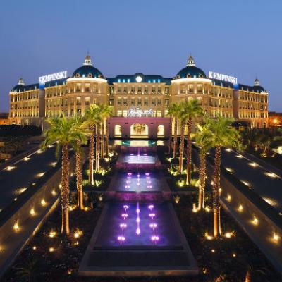 Royal Maxim Palace Kempinski Hotel