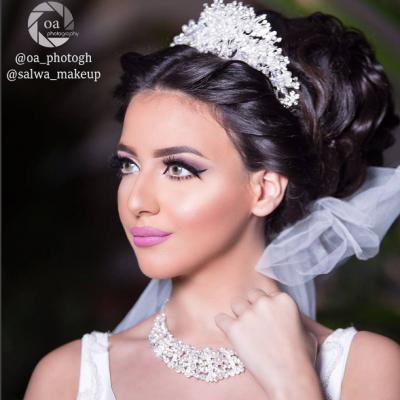 Salwa Alblushi MAU Makeup Artist