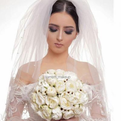 Samerh Al-Muhanna Makeup Artist